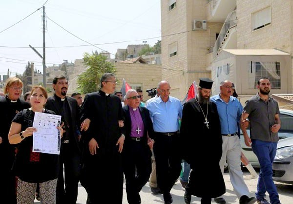 Photo of Palestine: Protests against Israeli Land Confiscation