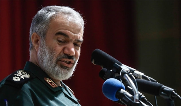 Photo of IRGC Navy Commander: US Docile in Persian Gulf