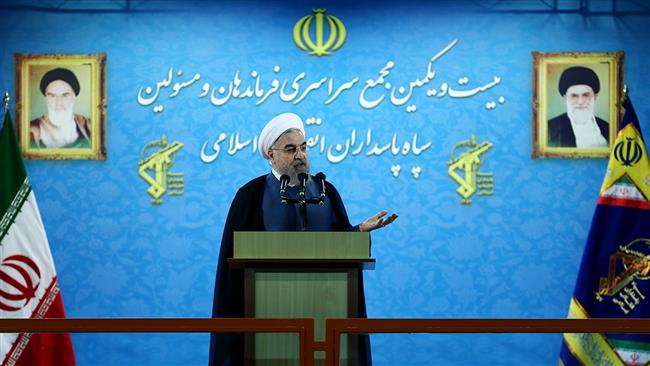Photo of No superpower can make decisions for Iran: Rouhani