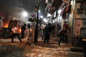 Photo of Clashes flare up after rabid dog Israeli settlers seize Palestinian home in Silwan