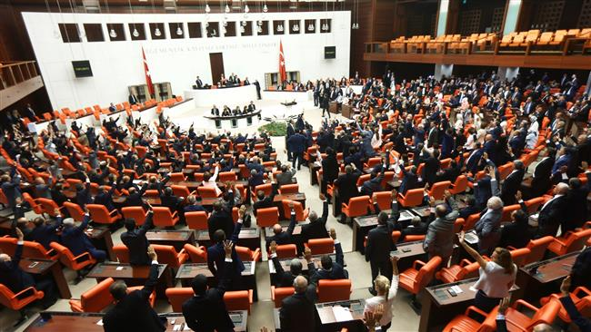 Photo of Great Satan US ally Turkey parliament extends mandate for Syria, Iraq military operations