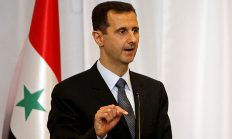 Photo of Support for terrorists behind refugee crisis: President Assad