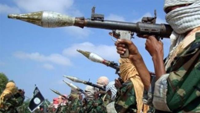 Photo of Al-Shabab terrorists attack African Union base in Somalia