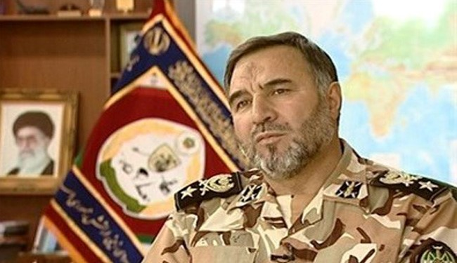 Photo of Iranian Army Commander: Ground Forces Drills Due in Few Weeks