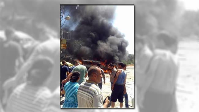 Photo of Car bomb attack kills ten in Syria's Latakia