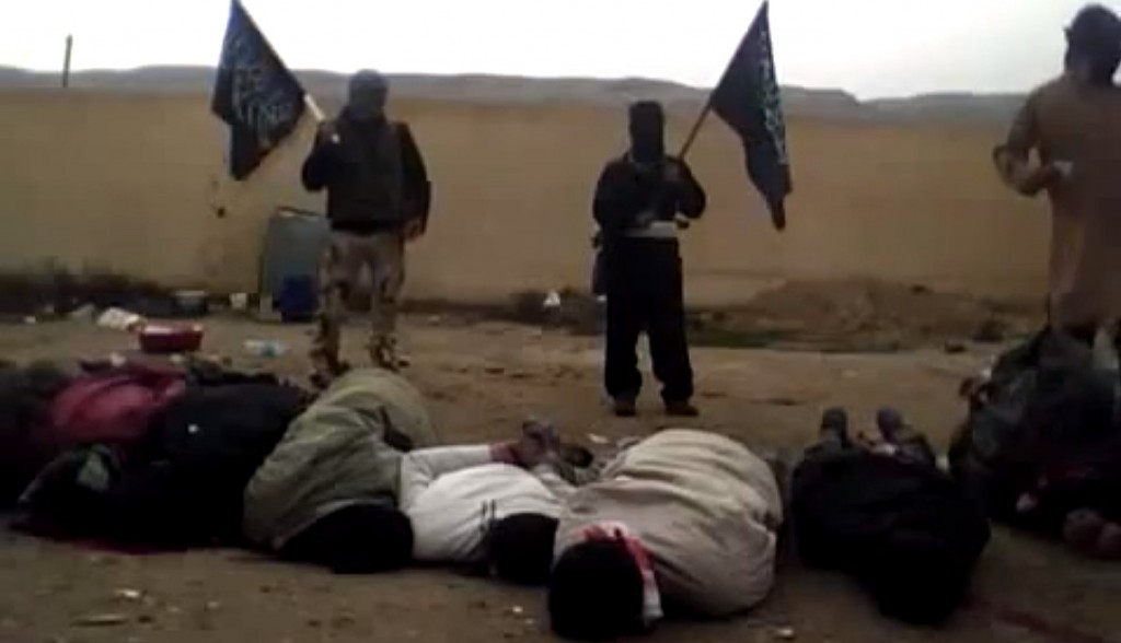 Photo of Inhuman terrorits Rebels Execute Unarmed Prisoners from the Syrian Army in East Idlib
