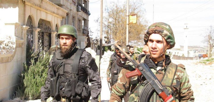 Photo of Syrian Army Enters the Strategic City of Salma in Northeast Latakia