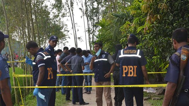 Photo of Japanese man shot dead in Bangladesh
