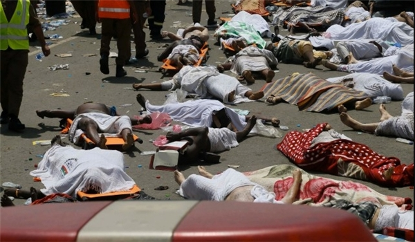 Photo of Number of Iranian Pilgrims Killed in Hajj Stampede Increases to 464