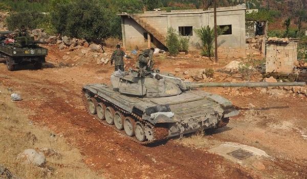 Photo of Takfiri Militants Suffer Heavy Losses in Quneitra