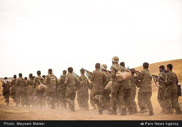 Photo of Photos- Basij Troops Stage Drills in Northern Iran