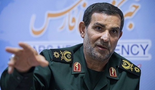 Photo of Deputy Commander Says IRGC Will Chase US Troops Even to Gulf of Mexico In Case of Attack