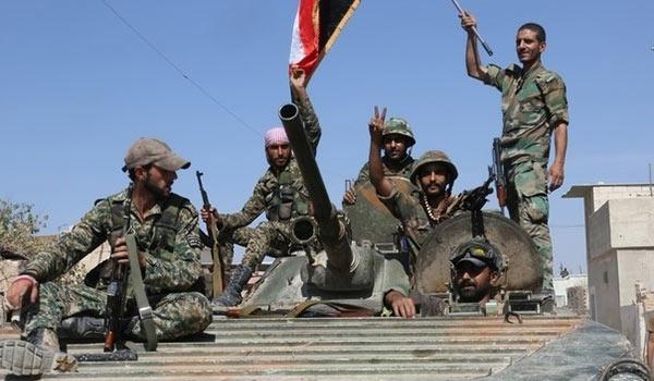 Photo of Syrian Army Hits Terrorists' Hideout Hard in Hama's Al-Salamiyah
