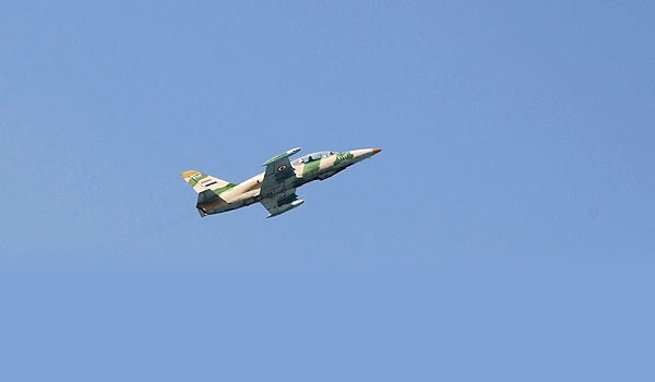 Photo of Syrian Airstrikes Destroy Terrorist' Positions in Homs Province