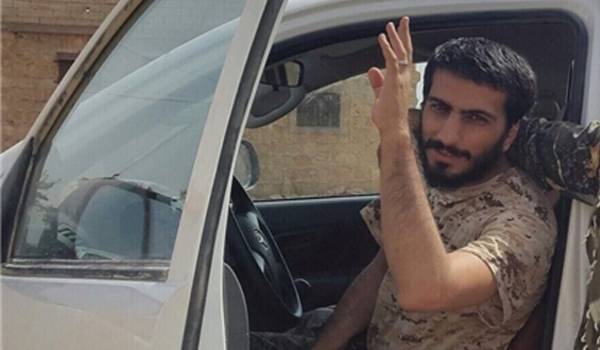 Photo of Two IRGC Members fighting for Holy Places Martyred in Syria