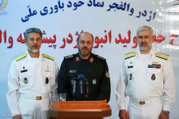 Photo of Iran starts mass-production of smart torpedo
