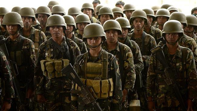 Photo of Soldier kills five troops in south Philippines