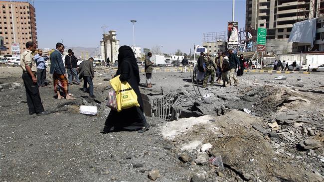 Photo of Saudi airstrikes hit seven targets in Yemen's Sa'ada