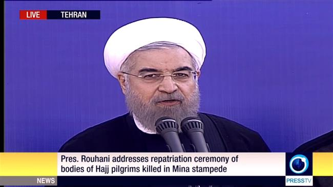 Photo of Fact-finding committee should be formed on Mina crush: Rouhani