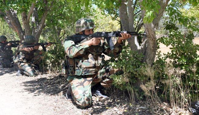 Syrian Army Pounds Terrorists in Sweida, Hama