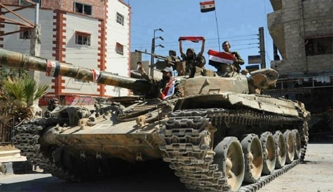 VIDEO: Hezbollah Fighters, Syrian Army Seized Back Over 20 Regions in Aleppo in 1 Week