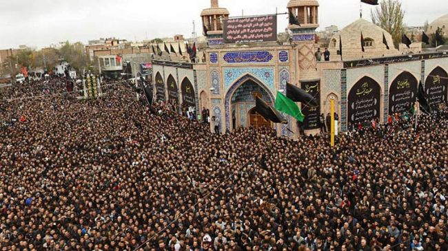 Photo of Millions of Iranians Commemorate Ashura Nationwide