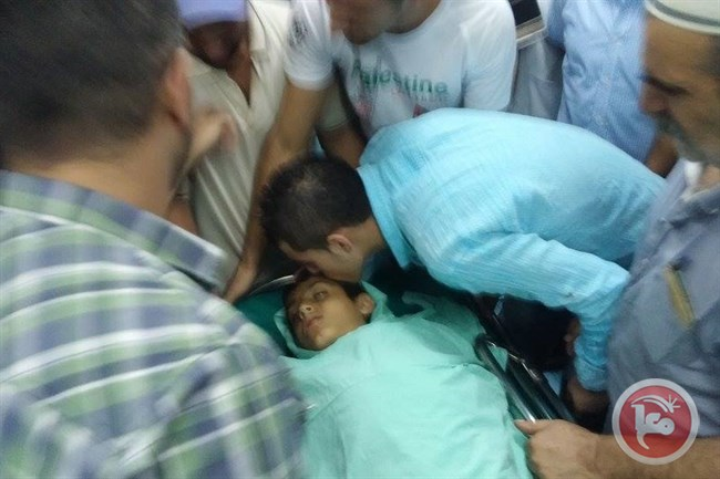 Photo of Rabid-dog israel force Shoot Palestinian Boy Dead in Aida refugee camp