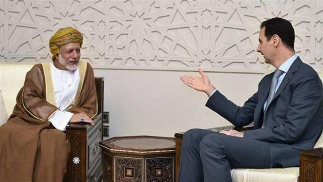 Photo of President Assad, Oman FM meet in Damascus