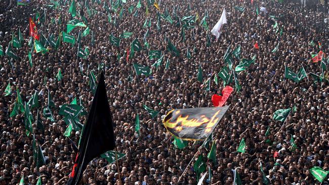 Photo of Millions mark Ashura in Iraqi city of Karbala