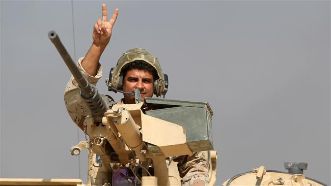 Photo of Iraqi forces retake refinery town of Baiji, military says