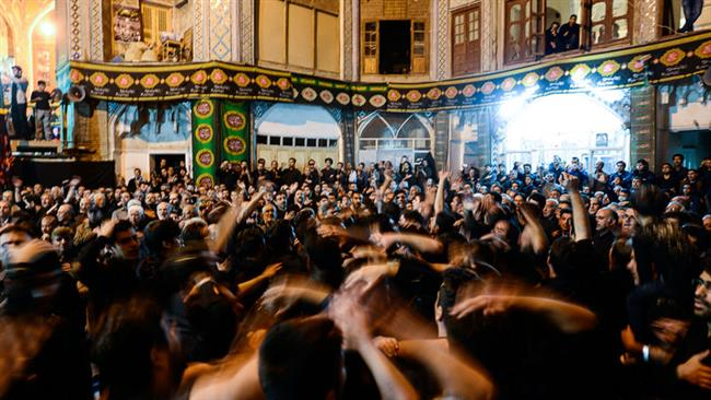 Photo of PHOTOS: Millions of Iranian mourners mark Ashura nationwhide