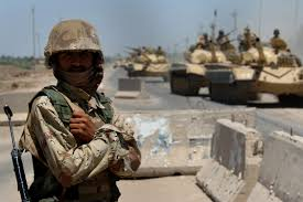 Photo of Iraqi Forces Advance against ISIL on Three Fronts