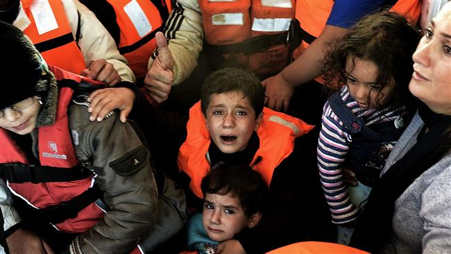 Photo of 218,000 refugees crossed Mediterranean in October: UN