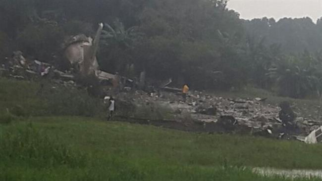 Photo of 41 killed as Russian Cargo plane crashes in South Sudan