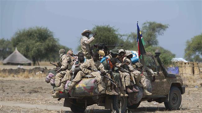 Photo of South Sudan warring sides violating peace deal