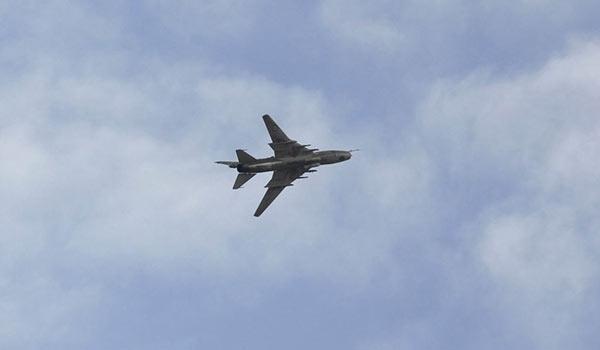 Photo of URGENT:Syrian Arm's Air Raids Kill, Injure 40 ISIL Terrorists in Deir Ezzur
