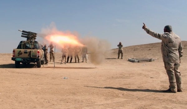 Photo of EXCLUSIVE: Iraqi Army Continues Mop-Up Operations in Fallujah, Opens Routes