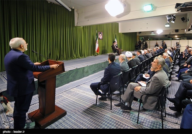 Photo of Leader's Guidelines, Beacon for Foreign Ministry: Zarif
