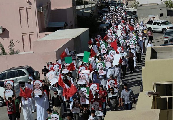 Photo of Photos- Bahrainis Take to Streets in Weekly Anti-Regime Protests