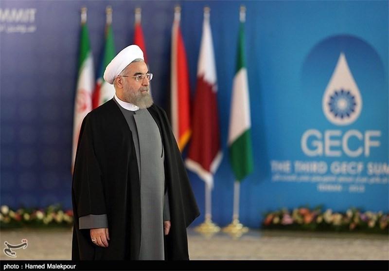 Photo of Rouhani: Coordination among GECF Members Main Goal of Tehran Summit