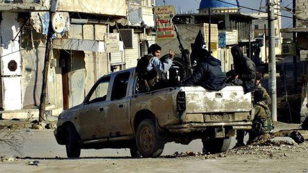 Photo of ISIL Left with Only 34 Bases in Iraq, Syria