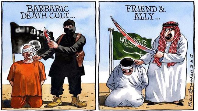 Photo of Saudi Arabia planning to behead 50 people in one day