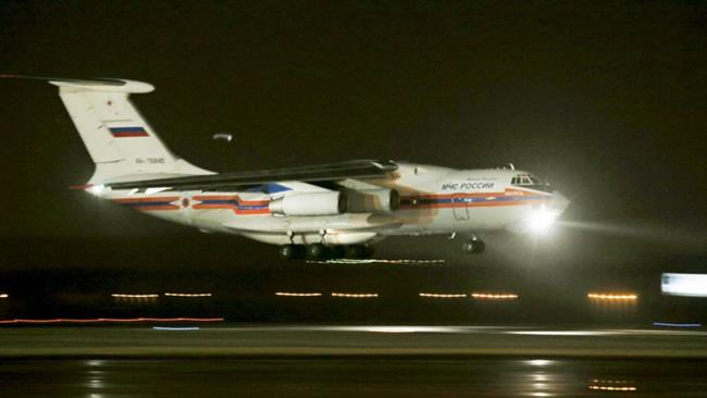 Photo of Bodies of Egypt crash victims return to Russia