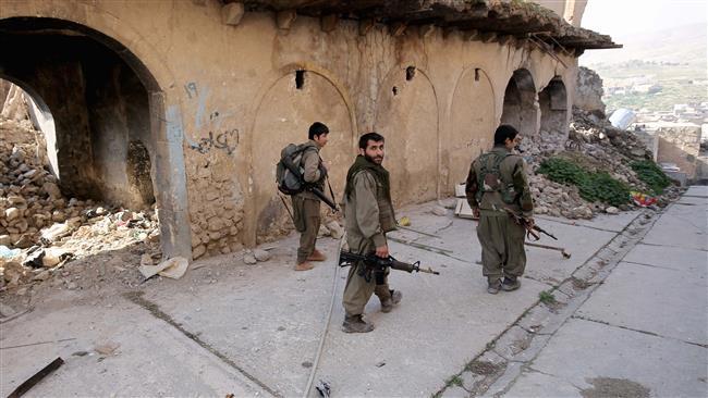 Photo of 3 PKK militants killed in southeast Turkey clashes