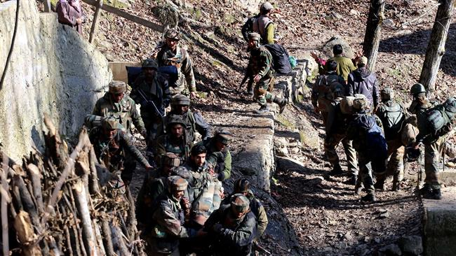 Photo of Militants attack Indian army base in disputed Kashmir