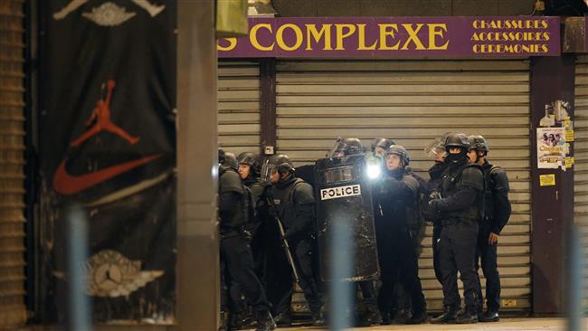 Photo of French police kill 2 terror suspects, arrest seven in north Paris raid