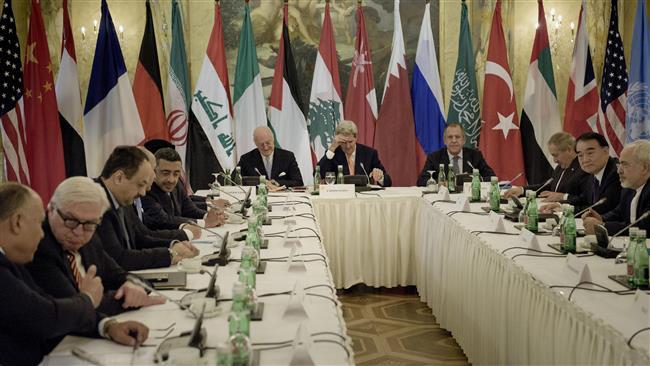 Photo of New round of international talks on Syria open in Vienna