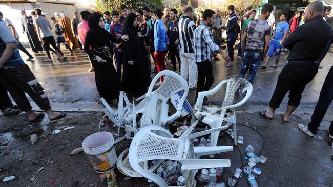 Photo of Car bombs, gunfire rattle Iraqi capital, seven killed