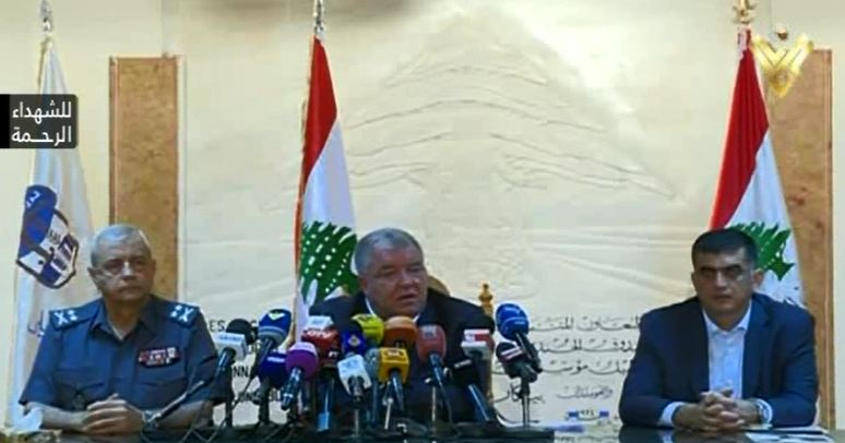 Photo of Lebanese Minister: Terrorist Network behind Burj Barajneh Blast Arrested within 48 Hours
