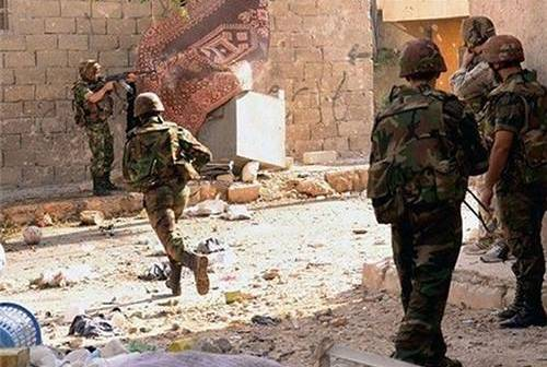 Photo of Syrian Army Inches Closer to the Turkish Border After Capturing Several Sites in Northern Latakia